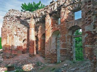 Церковь Святой Троицы вПятой Горе