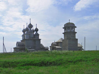 Поморское село Ворзогоры
