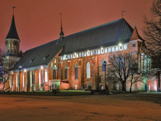 Кафедральный собор вКалининграде