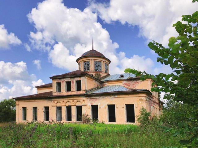 Усадьба Васильевское