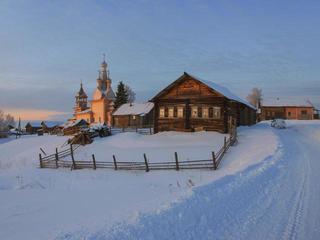 Деревня Кимжа