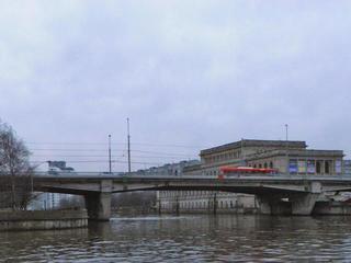 Здание фондовой биржи вКалининграде