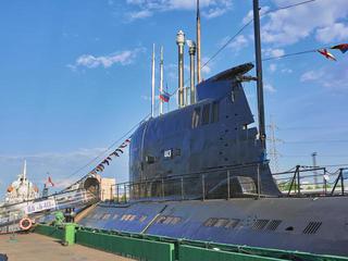 Подводная лодка-музей «Б-413»