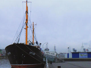Рыболовецкое судно-музей «СРТ-129»