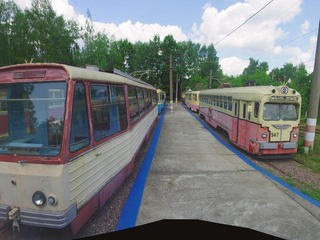 Музей трамваев вНижнем Новгороде