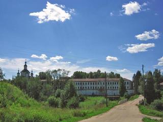 Спасо-Суморин монастырь вТотьме