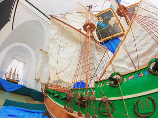 Музей мореходов