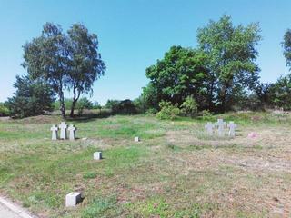 Немецкое мемориальное кладбище вБалтийске