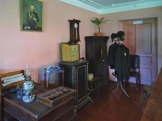 Музей станционного смотрителя вВыре