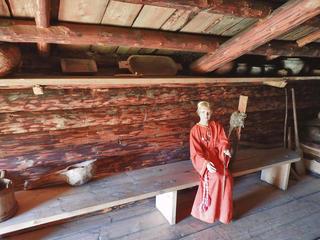 Музей «Славянская деревня 10 века Любытино»