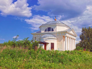 Церковь Казанской иконы Божьей Матери вАрпачёво