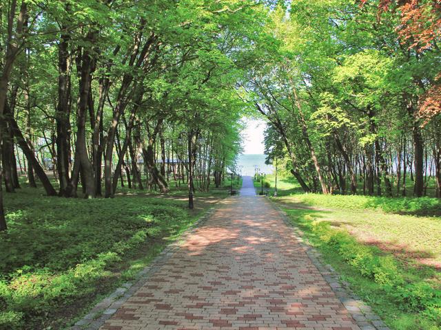 Парк имени Морица Беккера