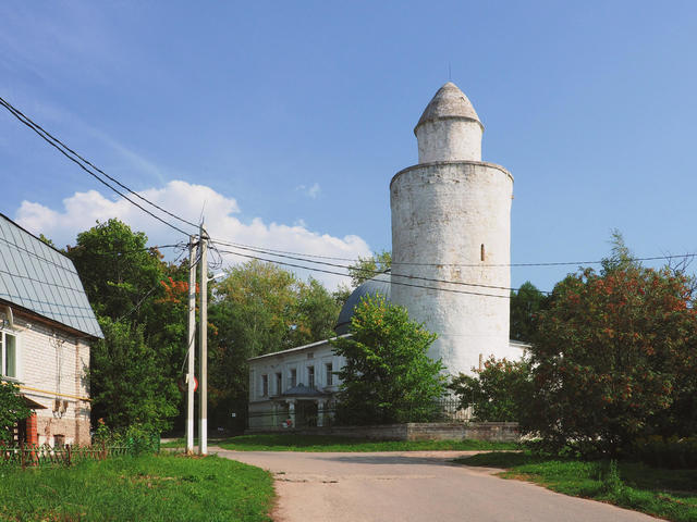 Старая мечеть вКасимове