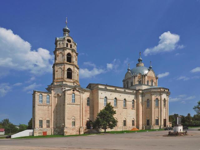 Троицкая церковь вГусь-Железном