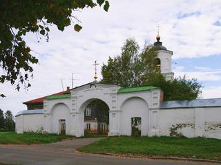 Свято-Васильевский монастырь вСуздале