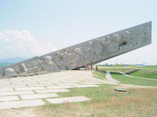 Развалины крепости Суджук-кале