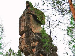 Скальник Идол