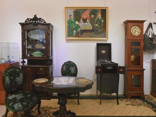 Нерехтский музей вБрюхановской больнице