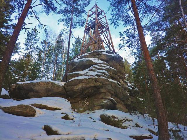 Гора Марков камень
