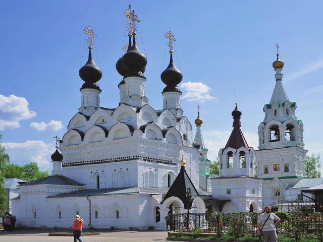 Троицкий монастырь вМуроме