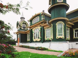 Загородный особняк Шорина