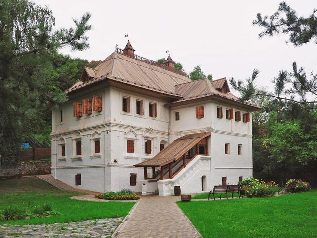 Дом Ершова (Сапожникова)