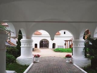 Сретенский монастырь вГороховце