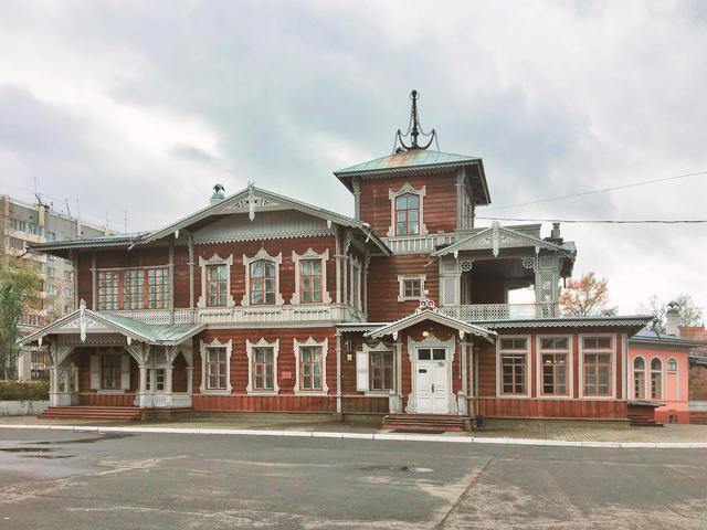 Музей-усадьба Сукачёва