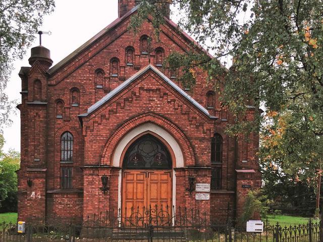 Римско-католическая церковь святого Николая вЛуге