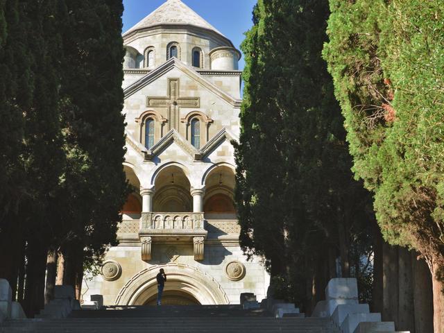 Церковь Святой Рипсиме вЯлте