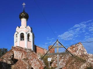 Спасо-Каменный монастырь наострове