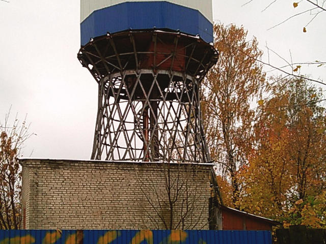 Шуховская башня вПетушках