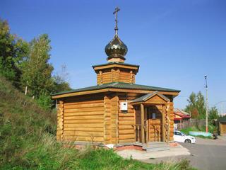 Дом Ильи Муромца вКарачарове