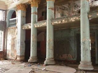 Заброшенный кинотеатр «Родина»