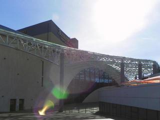 Морской выставочный центр вСветлогорске