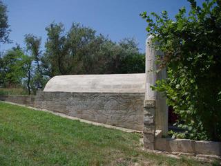 Турецкий фонтан вТамани