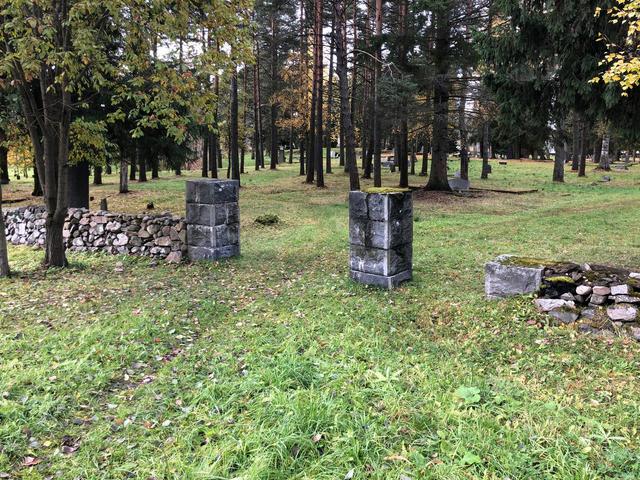 Финское кладбище вСортавале