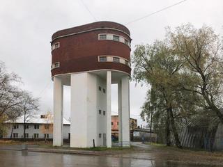 Водонапорная башня вСортавале