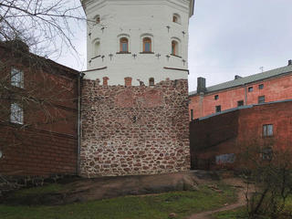 Часовая башня вВыборге