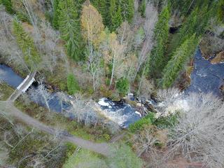 Водопад «Белые мосты»