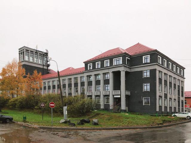 Управление Беломорканала вМедвежьегорске
