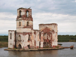 Крохинская церковь