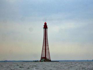 Аджигольский маяк подХерсоном