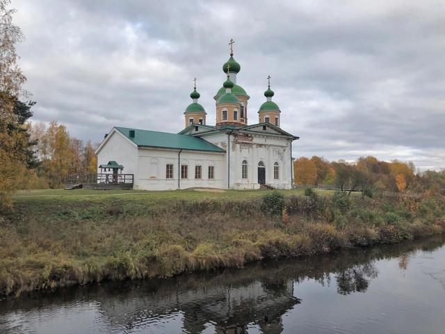 Собор Смоленской иконы Божьей Матери вОлонце
