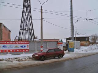 Шуховская башня вКопосове