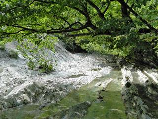 Водопады нареке Жане