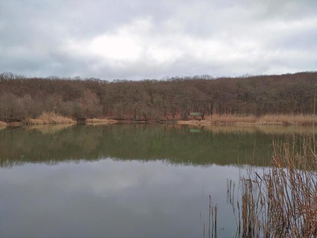 Озеро Шах-Мурза