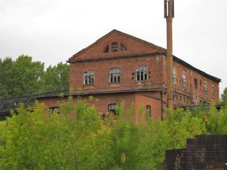 Развалины старинного железоделательного завода