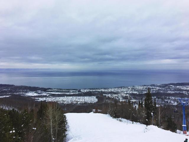 Горнолыжный курорт «Гора Соболиная»