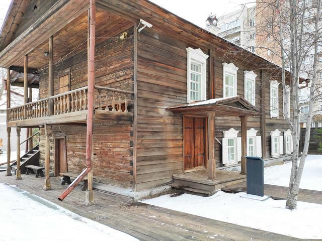 Музей-усадьба Сурикова